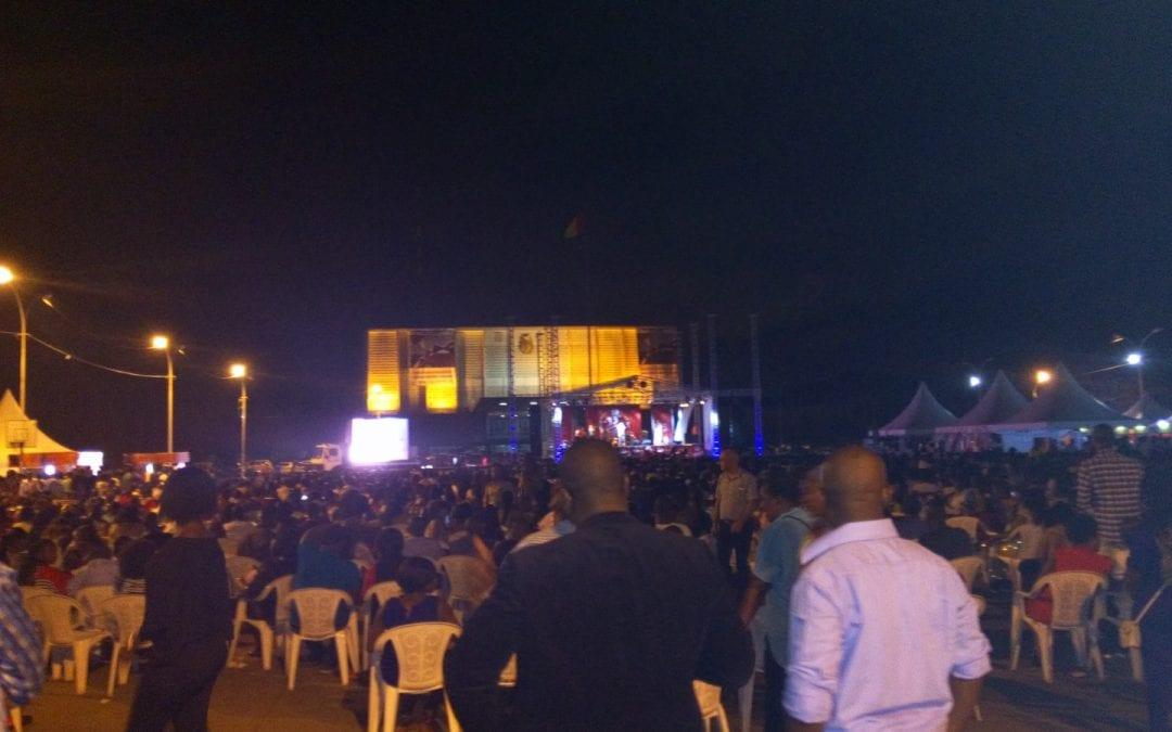 Le Festival Panafricain des Grillades